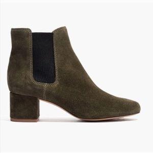 Madewell Walker Chelsea Boot